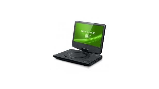 Muse Muse M-970DP Portable DVD Speler 9""