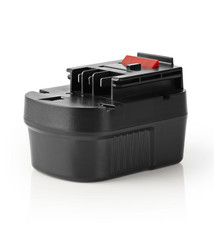 Nedis Nedis P2AHBD12V02 Powertool-accu Nimh 12 V 2 Ah 24 Wh Vervanging Voor Black & Decker