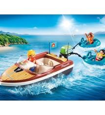 Playmobil Playmobil 70091 Family Fun Motorboot