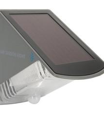 Ranex Ranex Ra-5000261 Led Solar Muurlamp met Bewegingssensor Grijs