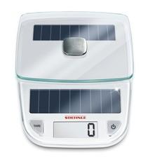 Soehnle Soehnle 66183 Easy Solar Digitale Keukenweegschaal Wit