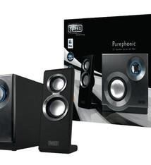 Sweex Sweex Sp210 2.1 Speakersysteem Purephonic 60W Zilver