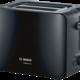Bosch Bosch TAT6A113 Toaster 1090W Zwart