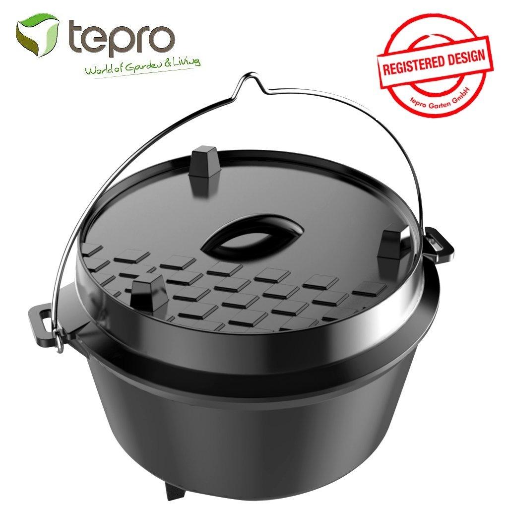 Tepro Tepro 8232 Gietijzeren Dutch Oven 8 Liter