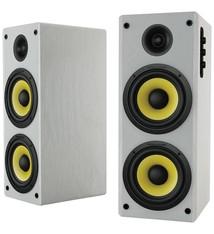 Thonet&Vander Thonet & Vander TH-03558WH Hoch Houten Speaker Set Bluetooth 2.0 70W