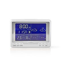 Nedis Nedis WEST203WT Weerstation Hygrometer Datum/tijd Buiten-unit