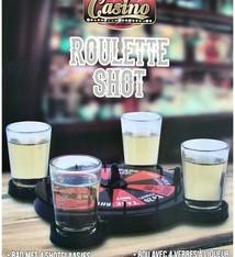 Roulette shot - drinkspel
