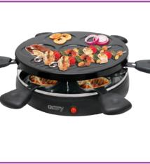 Camry CR 6606 - Gourmetstel voor 6 personen