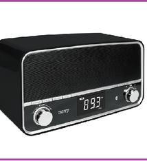 Camry CR 1151 - USB Radio met bluetooth - zwart