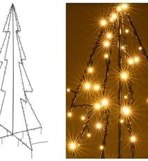 DecorativeLighting Verlichte moderne kerstboom - 150cm  - 200 LED