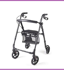 Vitility VIT-70510500 Opvouwbare Rollator