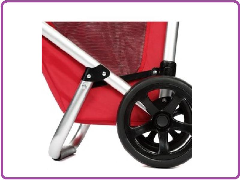 Playmarket Go Fun trolley rood
