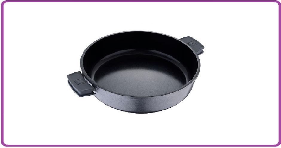 Bergner Paella Pan - Titan - 32cm