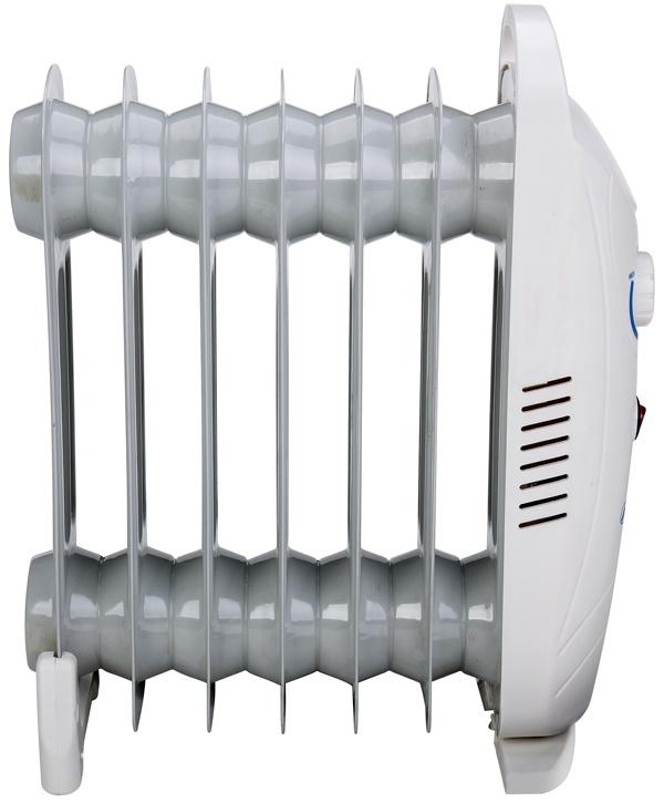Mesko MS7804 - Olieradiator - 7 verwarmingselementen
