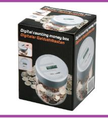Digitale spaarpot