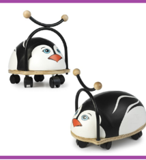 Simply for Kids 36089 Houten Ride On Pinguin