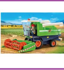 Playmobil 9532 Country Combine met Figuur