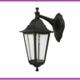 Ranex RA-1000909 Led Wandlamp Voor Buiten Zwart