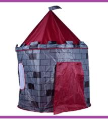 Speeltent Ridderkasteel - Ø105x125cm