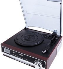 Camry CR1168 - Platenspeler met radio