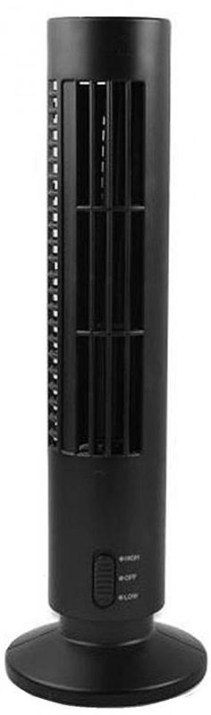 USB Toren ventilator 33 cm  zwart