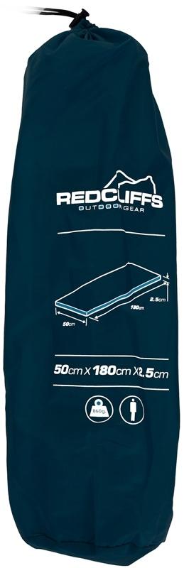 Redcliffs Matras Zelfopblaasbaar - grijs