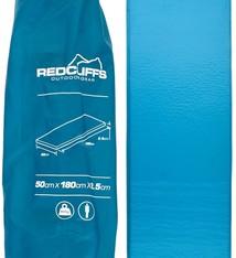Redcliffs Matras Zelfopblaasbaar - blauw