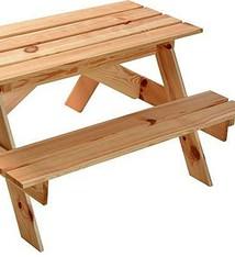 Ambiance Kinder Picknicktafel - 90x85x46cm