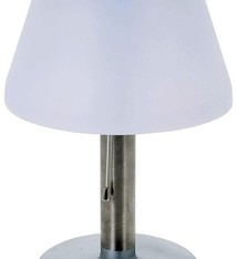 Home & Styling Tafellamp - solar - 10xLED - wit