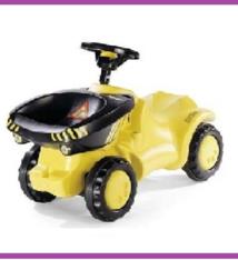 Rolly Toys 132140 RollyMinitrac Dumper Looptractor