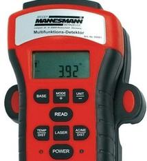 Bruder Mannesmann Multifunktionele laser meter