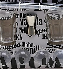 Cuisine  Cocktail gin set (11 dlg)