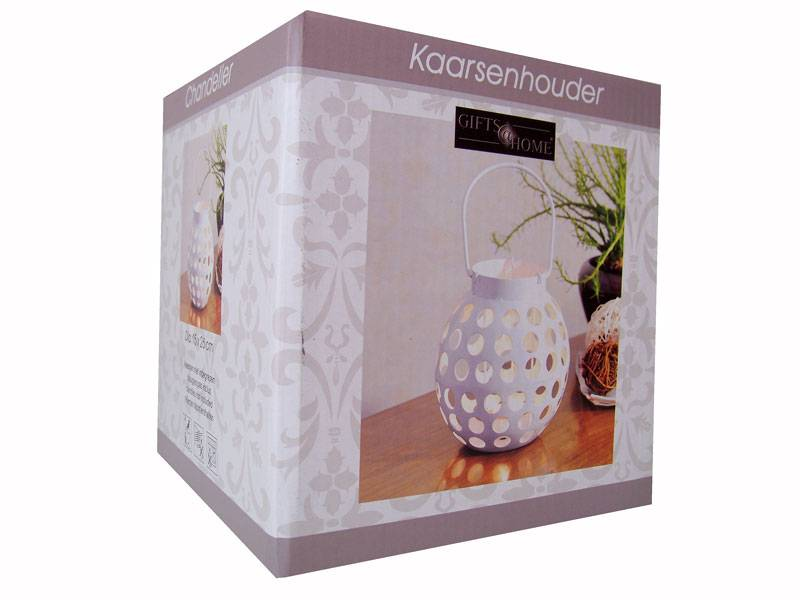Gifts@Home Gifts@Home Kaarsenhouder bol
