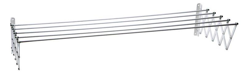 Protenrop Uittrekbaar droogrek (140cm)