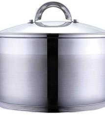 Renberg RVS kookpan  28cm - 9.0 liter