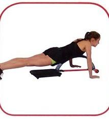 Penn Ab flex fitness trainer