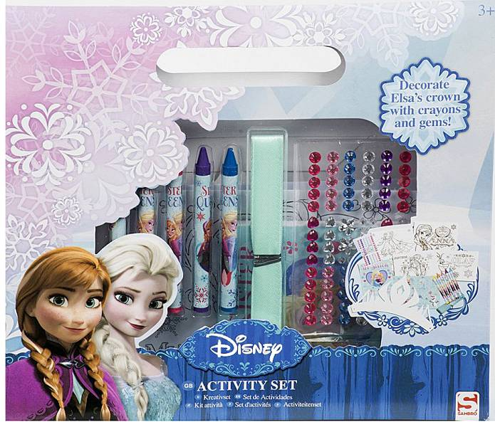 Disney Frozen creativiteitset