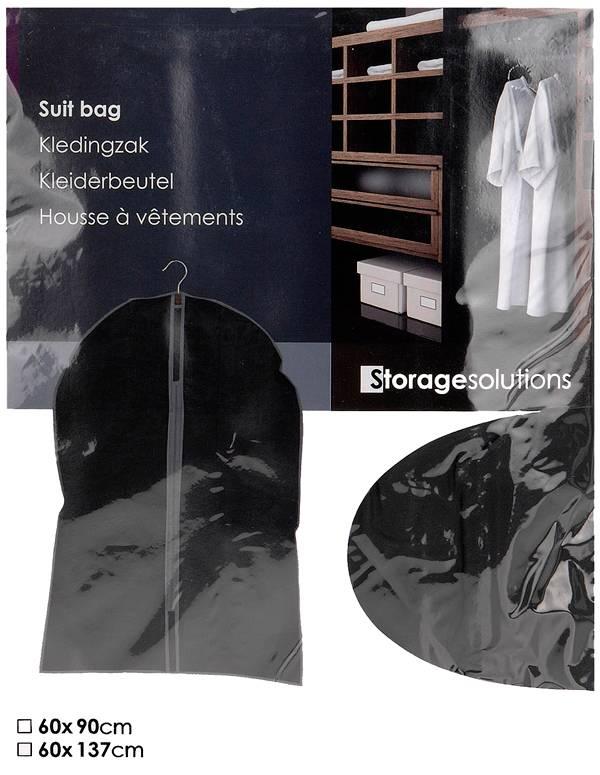 Storage Solutions Kledinghoes met rits 60x137