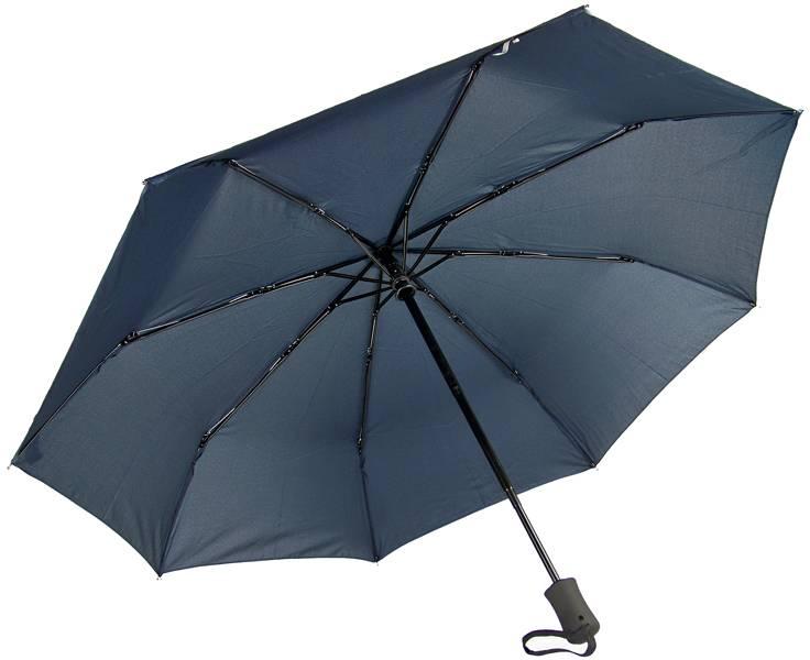 Paraplu, vol automatisch blauw