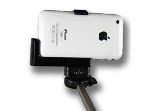 Telefoonhouder voor camerastatief
