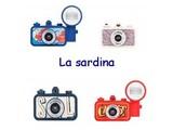 La Sardina camera's