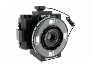 Lomography RingFlash For Diana LCA and Holga HB109