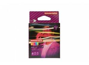 Lomography Color Negative 400 ASA 120MM 3 stuks