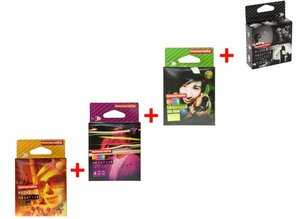Lomography Super deal 120mm filmrolletjes