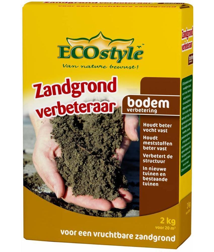 Ecostyle Zandgrondverbeteraar 2 kg (20 m²)