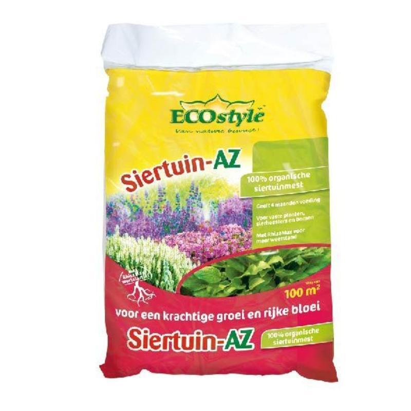 Ecostyle Siertuin-AZ 10 kg (100 m²)