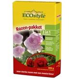 Ecostyle Rozen-pakket 800 g (voor ca. 12 planten)