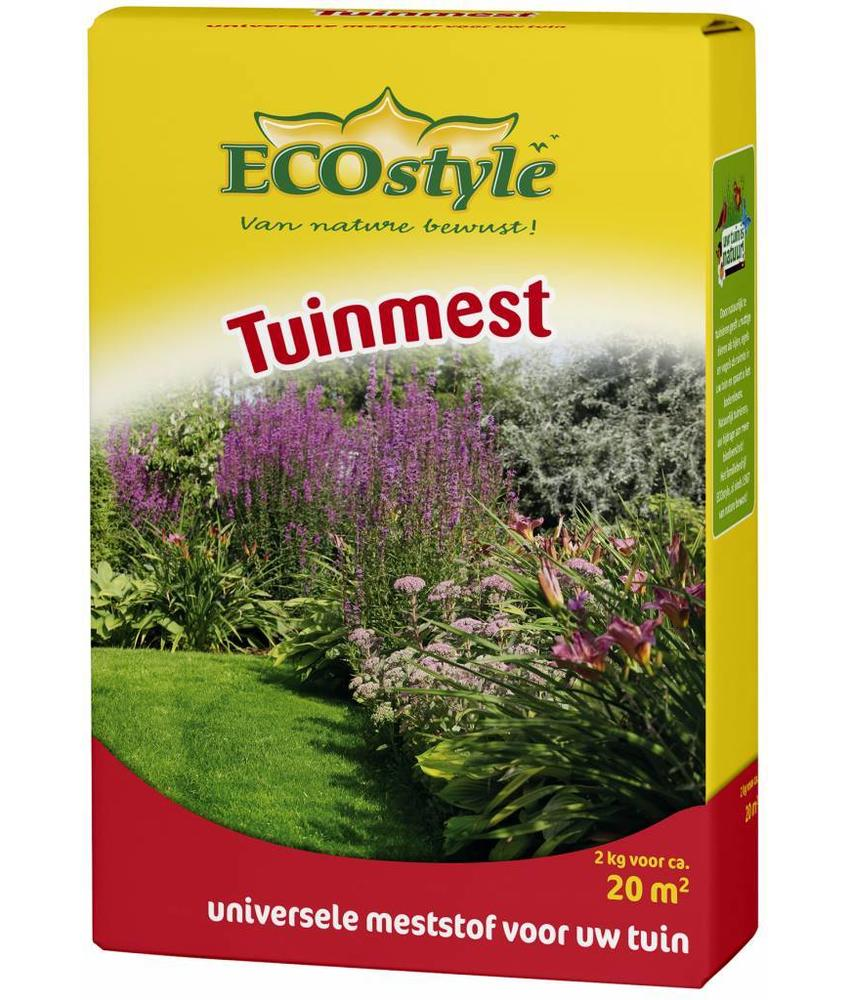 Ecostyle Tuinmest Universeel 2 kg (20 m²)