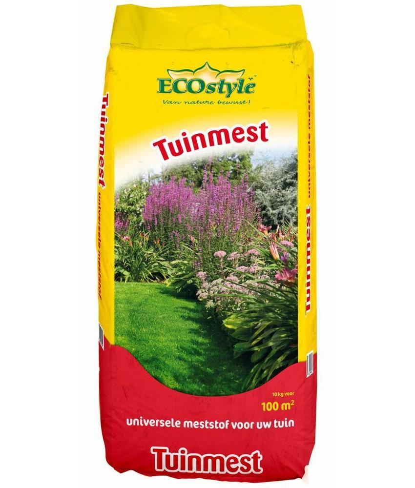 Ecostyle Tuinmest Universeel 10 kg (100 m²)