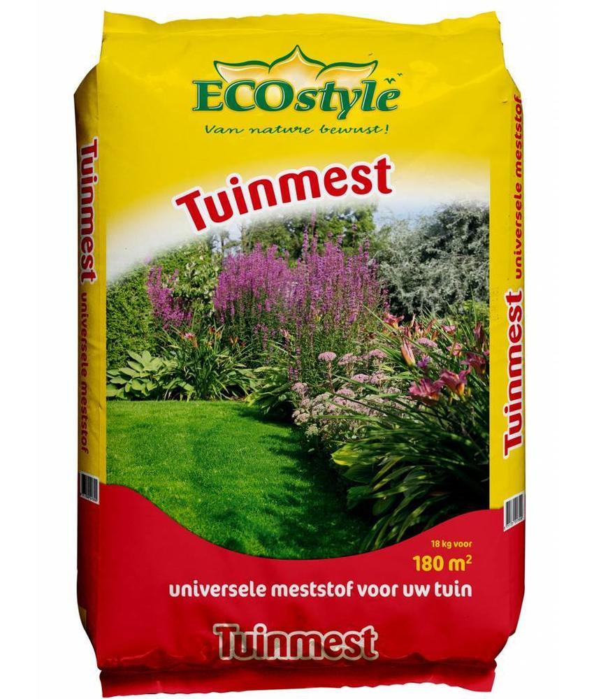 Ecostyle Tuinmest Universeel 18 kg (180 m²)